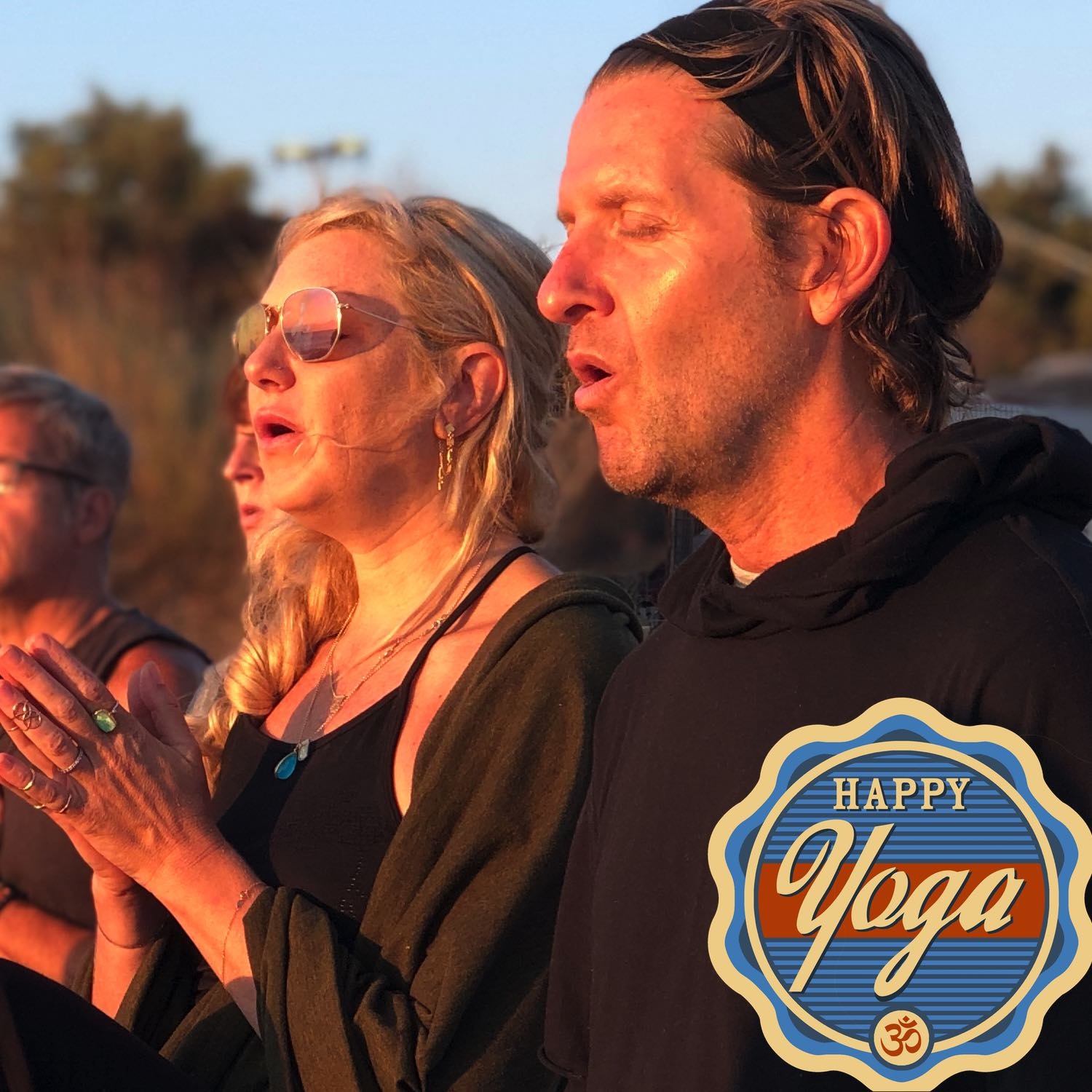 #3 Yoga Chat with Tara Judelle and Marc Holzman
